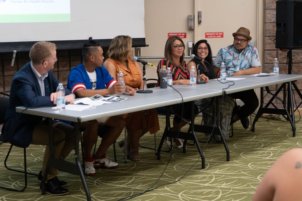 "NICHE Canada hosts first community dialogue series with ""Cannabis & the Filipino Community"" July 16. (Photo: Jean Ko Din)"