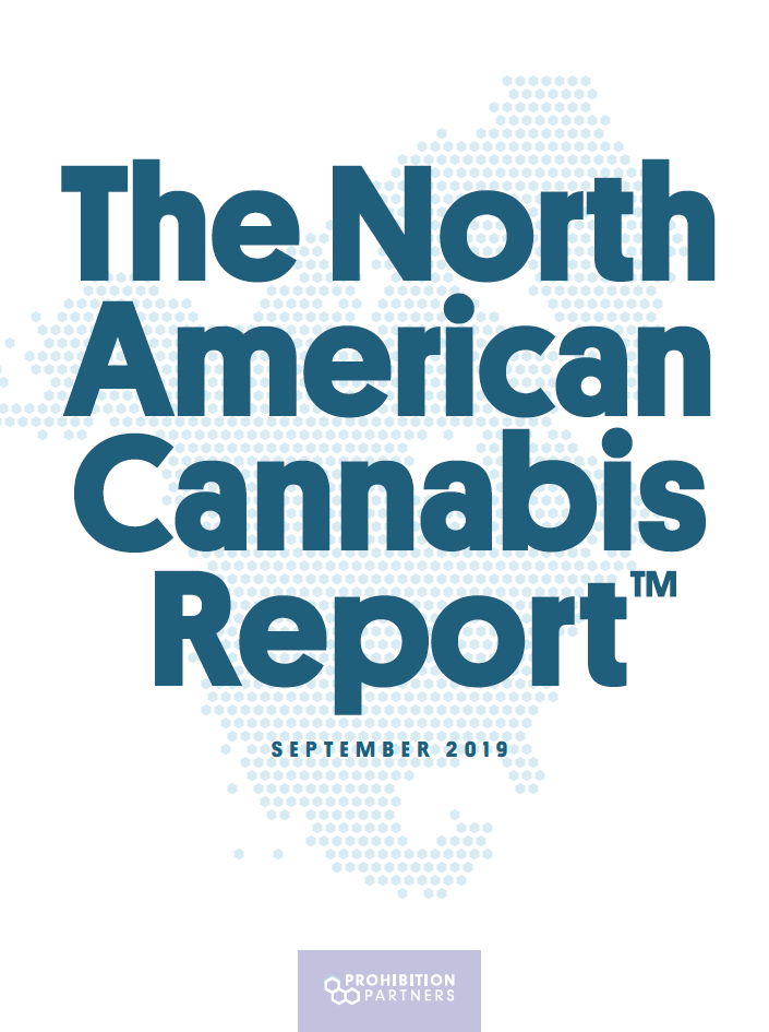 International research group Prohibition Partners released a report into the North American cannabis market. (Credit: Prohibition Partners)