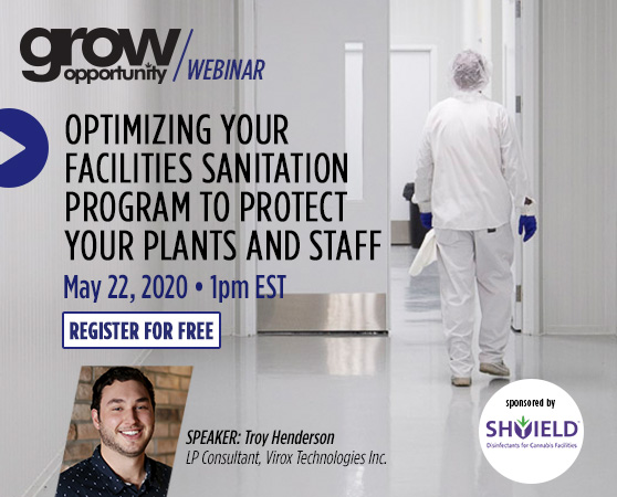 This webinar is sponsored by Virox Technologies and SHYIELD.